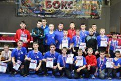 Боксерский турнир в Мещере