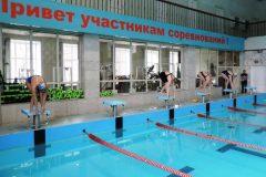Лично - командные соревнования по плаванию 2016