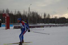 Лыжные гонки 2019