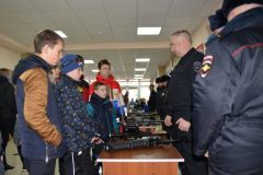 Открытый турнир по лыжным гонкам, посвященный памяти майора милиции Владимира Пименова в оселке Ермишь