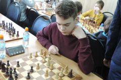 Шахматы дети