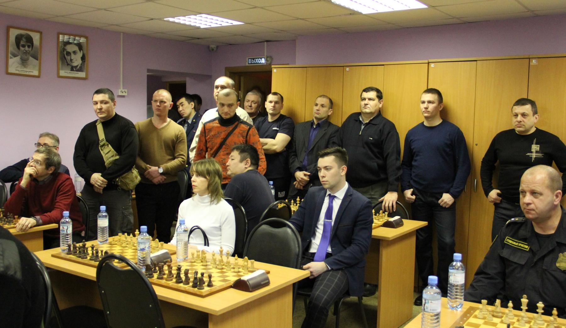 Соревнования по быстрым шахматам Спартакиады 2020 года
