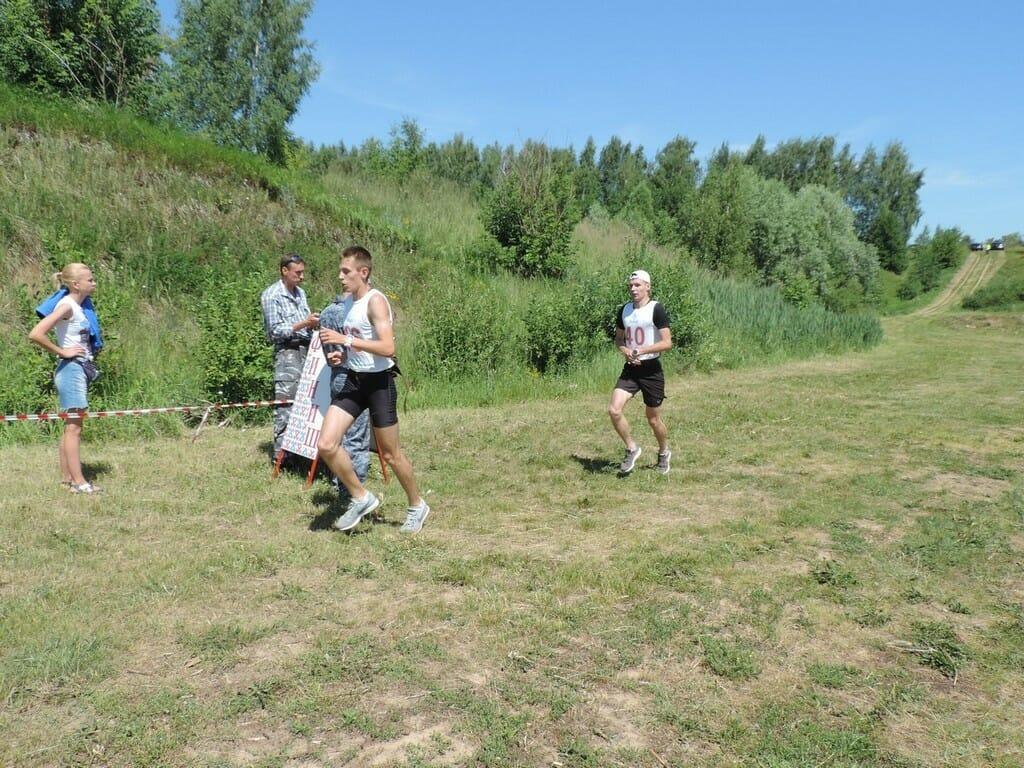 Соревнования по служебному биатлону