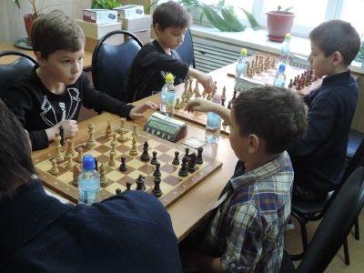 Юное поколение выбирает шахматы!