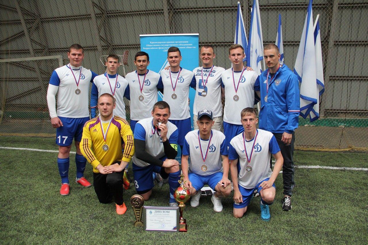 Всероссийские соревнования Общества «Динамо» по мини-футболу