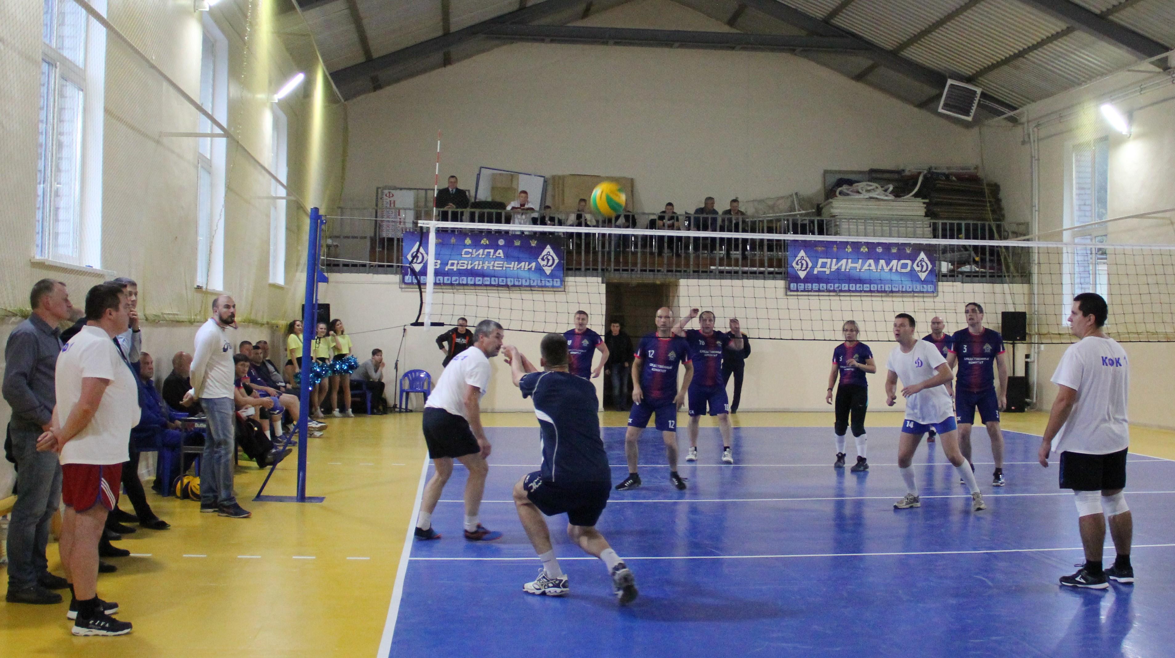 Мы все разные, но волейбол нас объединяет