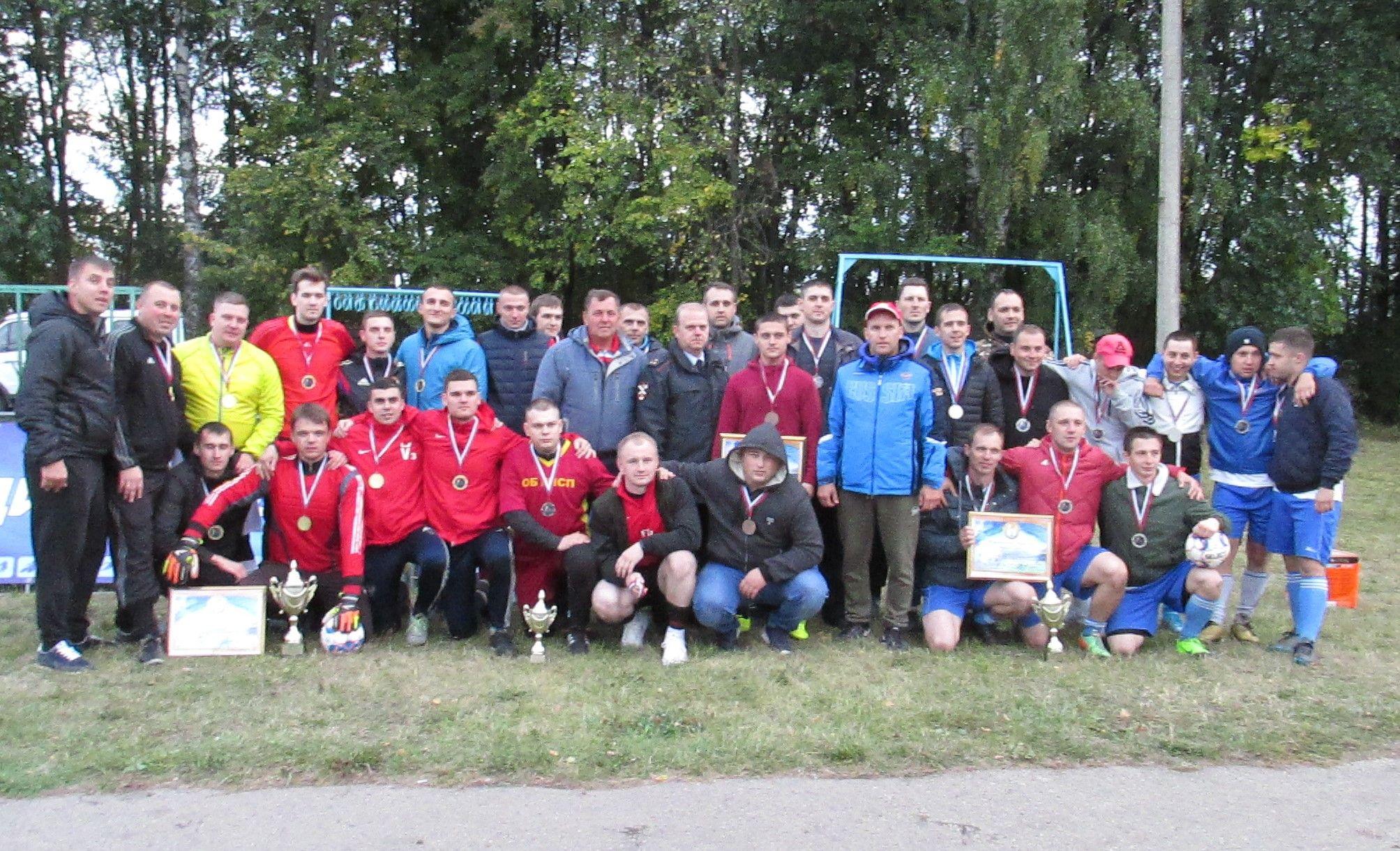 Турнир по мини-футболу памяти Игоря Ускова